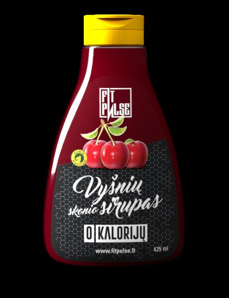 Vyšnių skonio sirupas